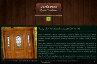 Stolarstwo Ryszard Dziadziewicz - Meble na wymiar Zawada