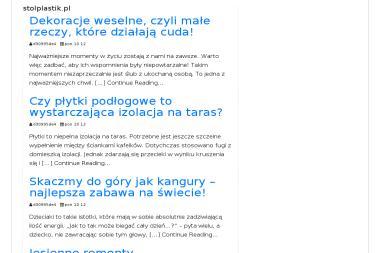 STOLPLASTIK Sp. z o.o. Producent okien PCV - Okna Wałcz