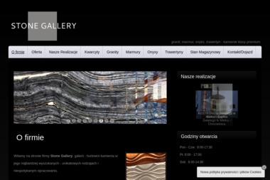 Stone Gallery - Hurtownia kamienia. Granit, marmur, onyks - Schody Jesionowe Konik Nowy