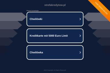S4. Strefa Kredytów - Kredyt hipoteczny Siemianowice Śląskie