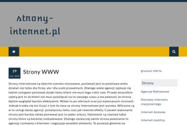Kreator - Strony WWW Suszec