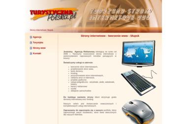 Strony Internetowe www - Drukarnia Słupsk