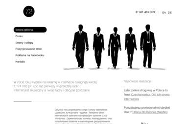 Studio 72 Agencja interaktywna - SEO Katowice