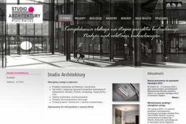 Studio Architektury Piotr Ćwirko - Projekty Domów Krapkowice