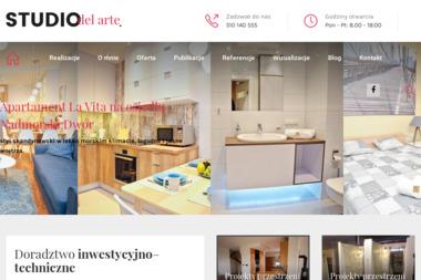 Justyna Kalinowska, Studio del arte - Adaptacja Projektu Domu Gdynia