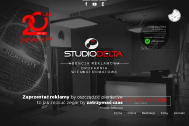 Agencja Reklamowa StudioDelta - Ulotki Brzesko