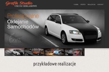 Grafik Studio. Michał Ćwikliński - Drukarnia Kamień Pomorski