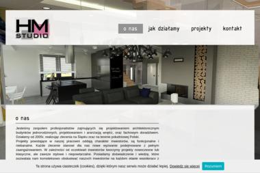 HM Studio Katarzyna Haber-Matiaszek - Projektowanie Wnętrz Gliwice