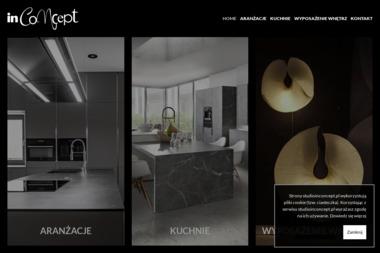 Meble. InConcept. Wyposażenie, aranżacja wnętrz - Architektura Wnętrz Gorzów Wielkopolski