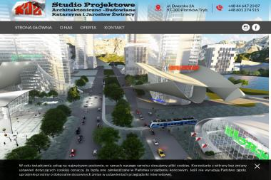 Studio Projektowe Architektoniczno-Budowlane Katarzyna i Jarosław Żwirscy - Nadzorowanie Budowy Piotrków Trybunalski
