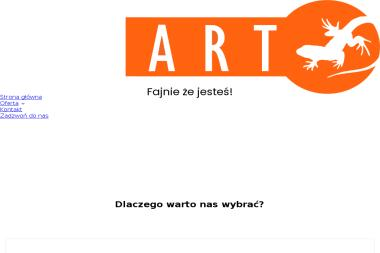 Studio Lizart Wojciech Sierżęga - Usługi Graficzne Łańcut
