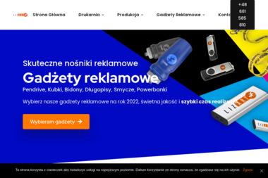 Studio Lizart Wojciech Sierżęga - Drukarnia Łańcut