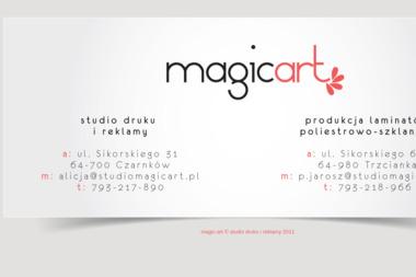 Magic Art - Usługi Poligraficzne Czarnków