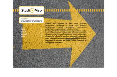 Studio Map Marcin Spisak. Geodezja, studio map - Badanie Geotechniczne Oświęcim