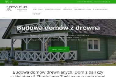 Stylbud - domy drewniane - Domy z Drewna Świebodzin