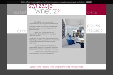 Living Room Projekty Wnętrz - Architekt Pruszków