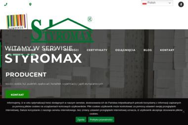 PPHU Styromax Sukiennik Jerzy Sp.J. - Hurtownia Budowlana Łyszkowice