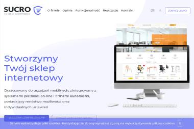 Usługi Informatyczne Sucro - Pozycjonowanie Stron Sosnowiec