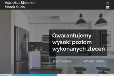 Warsztat Stolarski. Marek Suda - Schody Drewniane Kochanowice