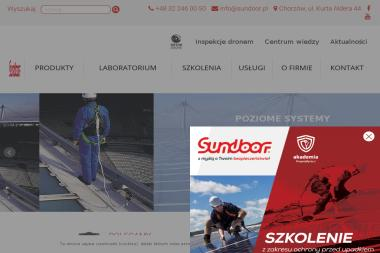 Sundoor Marian Ławecki - Alpinizm Przemysłowy Chorzów