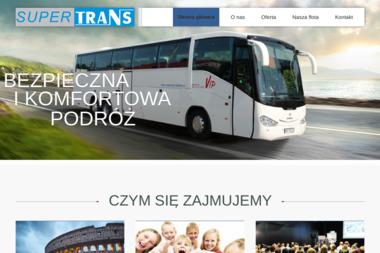 Super Trans Piotr Ławecki - Przewóz osób Siedlce