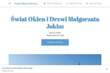 Świat Okien i Drzwi Małgorzata Jokisz - Skład budowlany Chełm