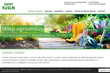 Świat Roślin Dąbrowski Grzegorz - Drukarnia Wyszków
