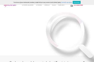 Synchron - Pozycjonowanie Stron Internetowych Lublin