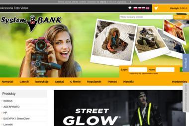 System Bank Sprzedaż Kredytowa Artykułów Fotograficznych Małgorzata Ludowicz - Skład opału Krzywiń