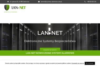 Jarosław Szklarczyk Lan Net - Usługi Detektywistyczne Zabierzów