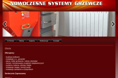 Jarosław Gorajek Nowoczesne Systemy Grzewcze - Hydraulik Płock