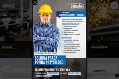 Przesiębiorstwo Budowlane Szczuka Jacek Szczuka - Tynkarz Ełk