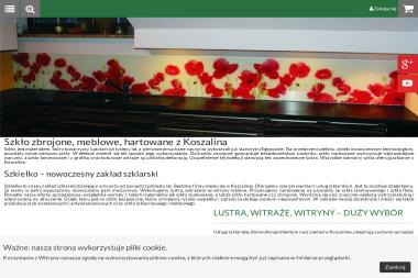 Usługowy Zakład Szklarski Szkiełko Włodzimierz Królikowski - Szklarz Koszalin