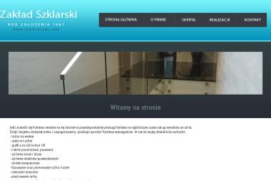 Zakład Szklarski Radosław Heleniak - Szklarz Łódź
