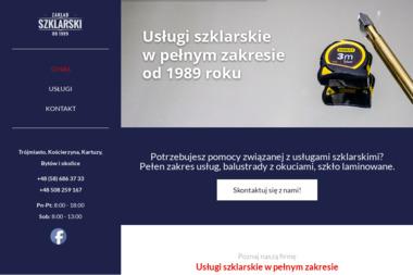 Andrzej Mach Usługi Szklarskie - Szklarz Kościerzyna