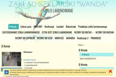 Zakład Szklarski Wanda Anna Tokarska - Szklarz Gorzów Wielkopolski