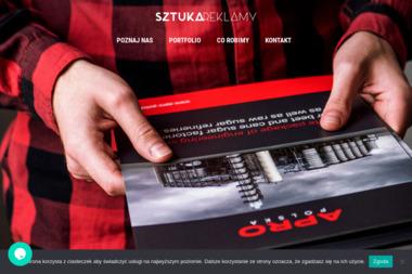 Studio Kreatywne Sztuka Reklamy s.c. Kreacja, reklama, marketing - Poligrafia Koziegłowy