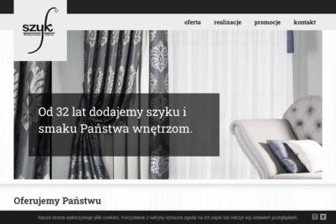 FH Szyk Sp.j. Dariusz i Joanna Grzesik - Szycie firan i zasłon Rzeszów