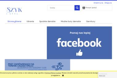 Info-Net Mirosław Chołost. Drewno kominkowe, odzież - Hurtownia odzieży Łuków
