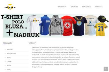 Pracownia Sitodruku T Shirt Druk Tomasz Trzupek - Usługi Poligraficzne Stradomka
