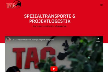 Tag Spezialtransporte Projektlogistik Patricia Wiesiollek Tkocz - Transport Strzelce Opolskie