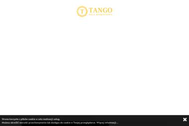 Sala Restauracyjno-Bankietowa Tango. Catering, przyjęcia okolicznościowe - Catering Częstochowa