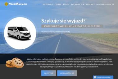 FU RodanCar - Przewóz osób Płock