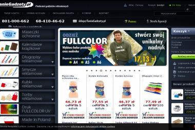 TanieGadzety.pl - Gadżety reklamowe - Kosze prezentowe Żary