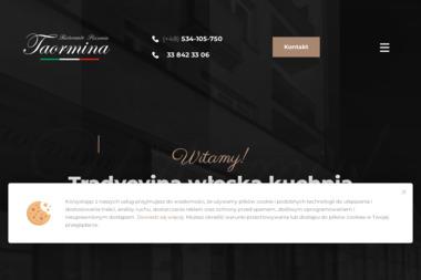 RISTORANTE PIZZERIA TAORMINA - Firma Gastronomiczna Oświęcim