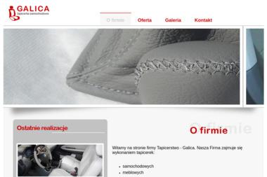 Galica Mariusz Galica. Naprawa pokrowców samochodowych, naprawa siedzeń - Tapicer Nowa Wieś