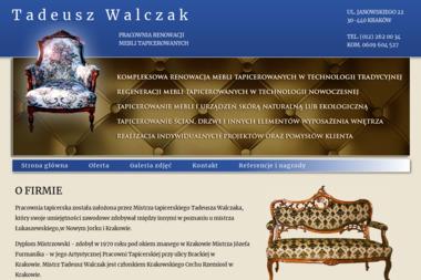 Pracownia Tapicerska - Tapicer Samochodowy Kraków
