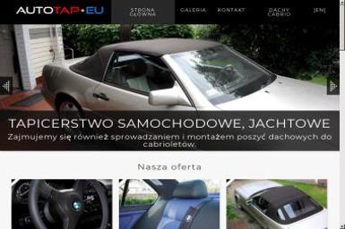 Tapicerstwo samochodowe - Tapicer Rumia