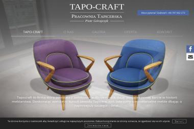 Tapo-Craft Pracownia Tapicerska - Tapicer Samochodowy Konstancin-Jeziorna