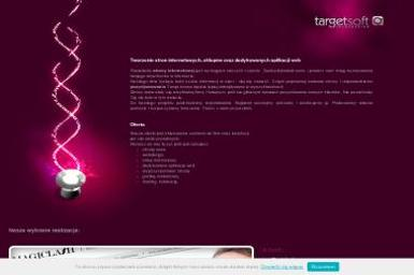 TargetSoft. Maciej Górnisiewicz - Ulotki Moszczenica